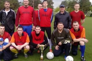 Завершился чемпионат Каменска-Уральского по футболу 8х8. Победители определились в последнем туре