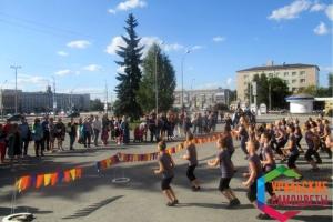 В Каменске-Уральском стартовал городской этап областного танцевального фестиваля «Уральские самоцветы»