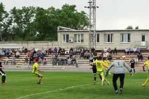 Футбольная «Синара» одержала крупную победу в первом матче четвертьфинала Кубка Свердловской области