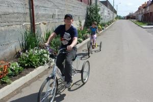 12 августа в Каменске-Уральском стартует фестиваль «ВелоЛето», главными героями которого станут юные горожане с ограниченными возможностями здоровья