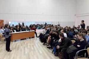 В школе №15 Каменска-Уральского обсудили тему насилия и жестокости в учебных заведениях