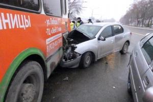 Подробности ДТП в Каменске-Уральском, в котором пострадали два ребенка