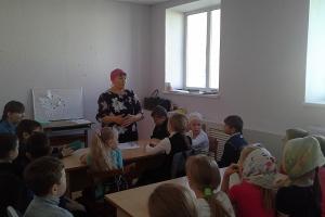 В Каменске-Уральском открылась новая воскресная школа