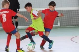 В четверг в Каменске-Уральском стартует первый тур первенства России по мини-футболу среди юношей