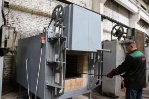 Каменск-Уральский литейный завод запустил новую линию термообработки