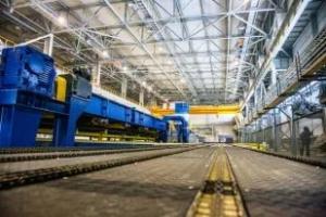 Работы по вводу в эксплуатацию прокатного комплекса на Каменск-Уральском металлургическом заводе вступили в финальную стадию