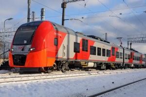 Электропоезда «Ласточка», курсирующие между Каменском-Уральским и Екатеринбургом, готовят к зиме