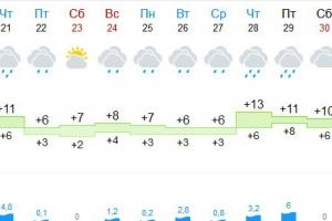Спасатели предупреждают Свердловскую область о минусовых температурах, но Каменск-Уральский ждет один из самых теплых дней сентября
