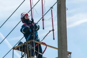 Почти три миллиона рублей потратят на реконструкцию воздушной линии электропередач в деревне Новый Завод