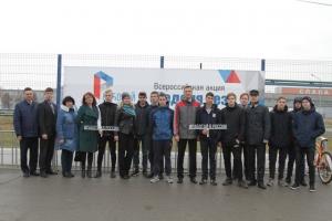 В рамках всероссийской акции «Неделя без турникетов» на трубном заводе в Каменске-Уральском с экскурсией побывали студенты и школьники