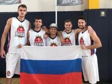 Даже регламент поменяли. Российская сборная по стритболу достойно выступила на мировом турнире в США