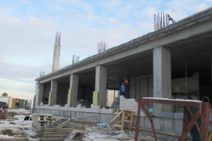 Новая школа дала толчок развитию всего микрорайона Южный Каменска-Уральского