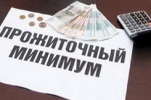 Установлен новый прожиточный минимум для Свердловской области, в том числе и Каменска-Уральского