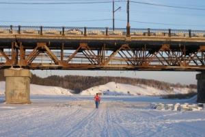 Ночью 22 февраля движение по Байновскому мосту в Каменске-Уральском временно ограничат