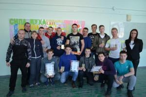 В Каменском районе определили победителей в конкурсе «А ну-ка, парни!