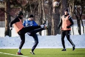 Футбольная «Синара» одержала очередную победу в зимнем чемпионате области и продолжает лидировать