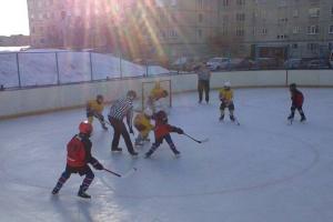 «Уралец» из Каменска-Уральского завоевал серебро первенства области по хоккею «Золотая шайба»