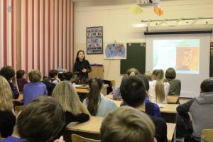 Специалисты «Областной наркологической больницы» проведут серию лекций в школах Каменска-Уральского