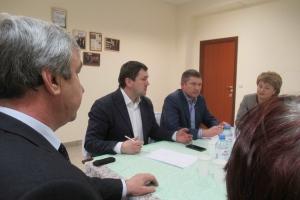 Глава Каменска-Уральского встретился с советом избирателей микрорайона Ленинский