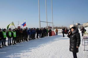 В Каменске-Уральском подвели итоги открытых городских спортивно-технических соревнований «А ну-ка, парни!»