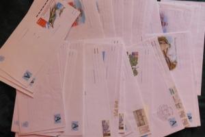В администрации Каменска-Уральского потратят почти 500 тысяч рублей на покупку марок и конвертов
