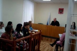 Учеба для присяжных заседателей. В Каменске-Уральском прошел необычный постановочный судебный процесс