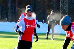 Футбольная «Синара» из Каменска-Уральского одержала трудную победу в гостевом матче зимнего чемпионата области