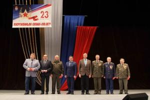 День защитника Отечества в Каменске-Уральском нынче отметили в необычном формате