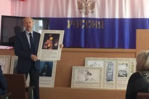 Краеведческий музей Каменска-Уральского организовал выставку в колонии-поселении №59