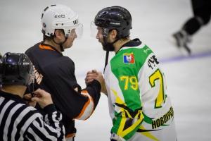 Хоккейная «Синара» из Каменска-Уральского в серии буллитов выиграла Кубок Свердловской области. Фотоподробности победы