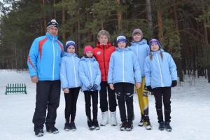 Лыжницы из Каменска-Уральского вышли в финал первенства России