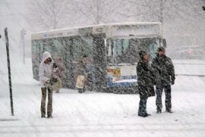 Спасатели предупреждают: Каменску-Уральскому угрожают метель и гололедица