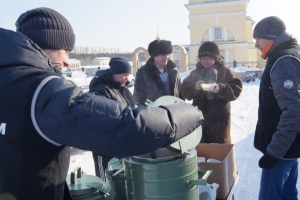 В Каменске-Уральском в день выборов организуют питание для бездомных