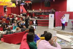 Сегодня в Каменске-Уральском проходит креатив-сессия, посвященная созданию Центра инноваций социальной сферы региона