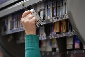 Жители Каменска-Уральского стали чаще жаловаться на продажу сигарет в неустановленных местах