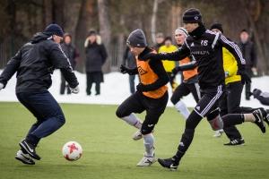Футбольная «Синара» одержала крупную победу в зимнем чемпионате области и готовится к главному матчу турнира