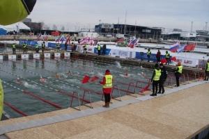 Надежда Дудина и Павел Байнов из Каменска-Уральского стали главными звездами чемпионата мира по зимнему плаванию