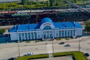 С железнодорожного вокзала Каменска-Уральского теперь можно отправлять посылки