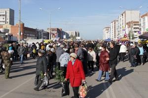 Из-за ярмарки «Весна-2018» на одиннадцать часов перекроют движение в микрорайоне «Южный» Каменска-Уральского