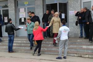 В Каменске-Уральском прошел очередной этап акции «Катайся по правилам»