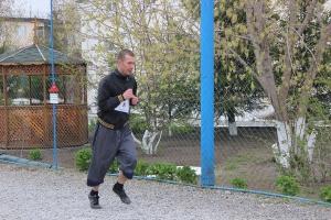 Сбегали за царя. Заключенные из колонии в Каменске-Уральском посвятили марафон 150-летию Николая Второго