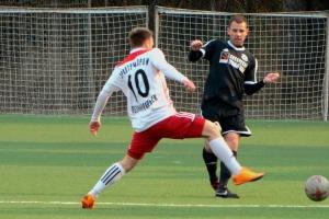Футбольная «Синара» проиграла в домашнем матче чемпионата области «ТрубПрому» из Первоуральска