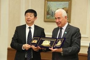 Экс-глава Каменска-Уральского призвал к еще большему сотрудничеству Свердловской области с Китаем
