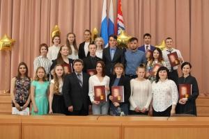 Денежными премиями отмечены самые достойные и молодые жители Каменска-Уральского