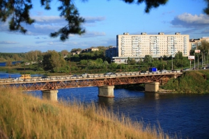 Как планируют организовать движение автотранспорта во время ремонта Байновского моста в Каменске-Уральском