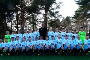 Юные футболисты «Синары» из Каменска-Уральского выиграли Кубок Свердловской области