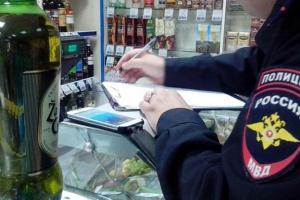 В Каменске-Уральском проверили соблюдение правил по продаже спиртного несовершеннолетним