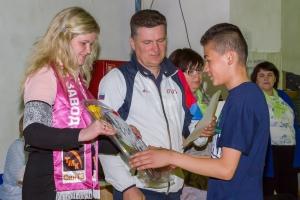В Каменске-Уральском прошел традиционный спортивный детско-юношеский фестиваль «Кубок надежды», организованный трубным заводом