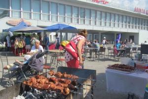 Администрация Каменска-Уральского поблагодарила представителей малого бизнеса за помощь при проведении Дня города металлургов