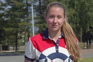 Дарья Устинова из Каменска-Уральского завоевала бронзу Кубка России по плаванию